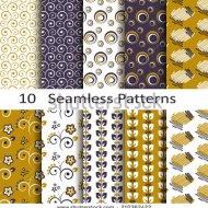stock-vector-set-of-ten-seamless-patterns-210362422