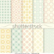 stock-vector-set-of-ten-seamless-retro-patterns-soft-colors-swatches-of-seamless-patterns-included-in-the-file-195103439