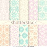 stock-vector-set-of-ten-seamless-retro-patterns-soft-colors-swatches-of-seamless-patterns-included-in-the-file-195103976