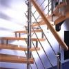 Стеклянные лестницы на больцах