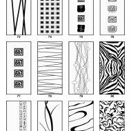 Абстракции 8