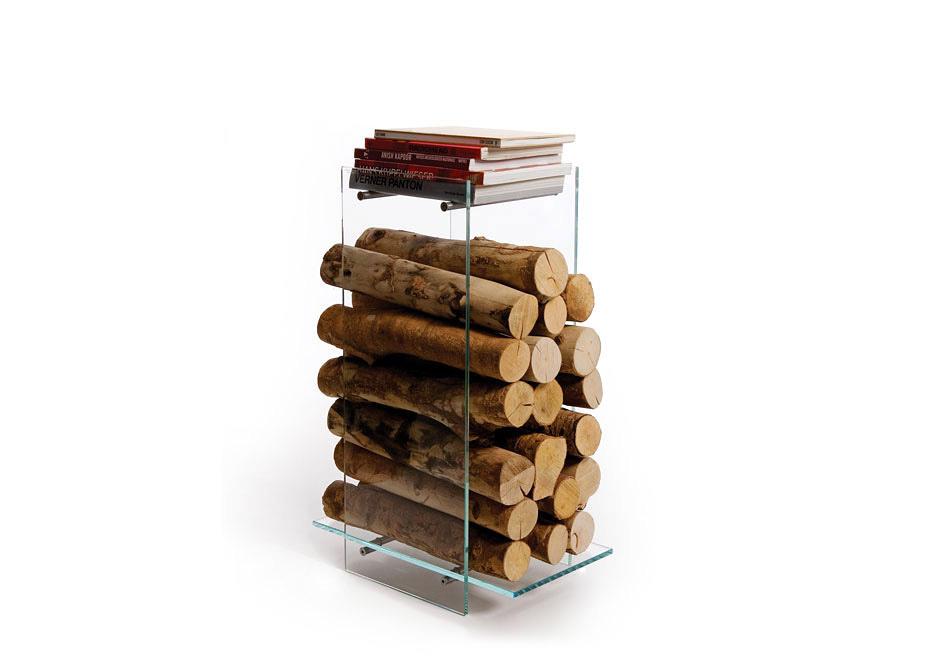 - Rangement interieur bois de chauffage ...