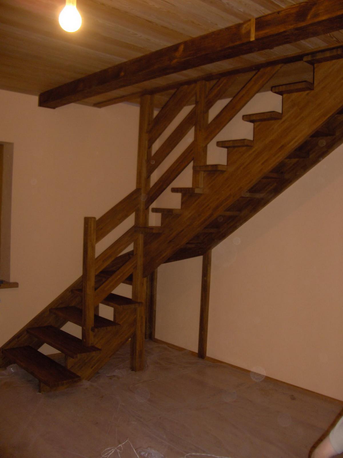 Межэтажные лестницы своими руками: как сделать самому (инструкция, фото.) 34